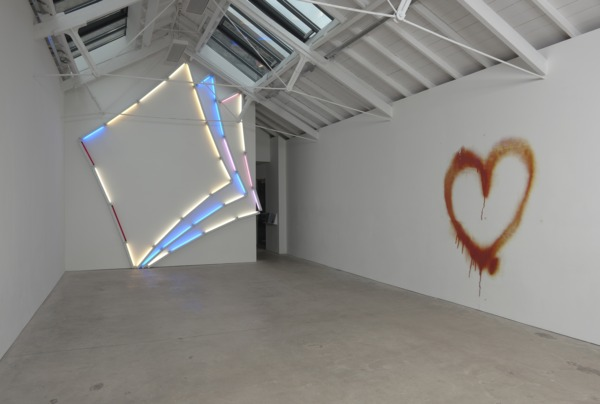 Installation view, The Modern Institute, Osborne Street, Glasgow, 2010