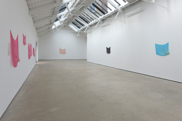Installation view, The Modern Institute, Osborne Street, Glasgow, 2011
