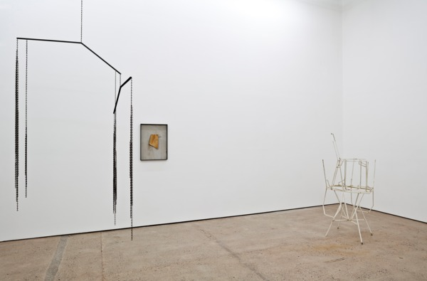 Installation view, 'All Over / Again / and Again', The Modern Institute, Aird's Lane, Glasgow, 2013