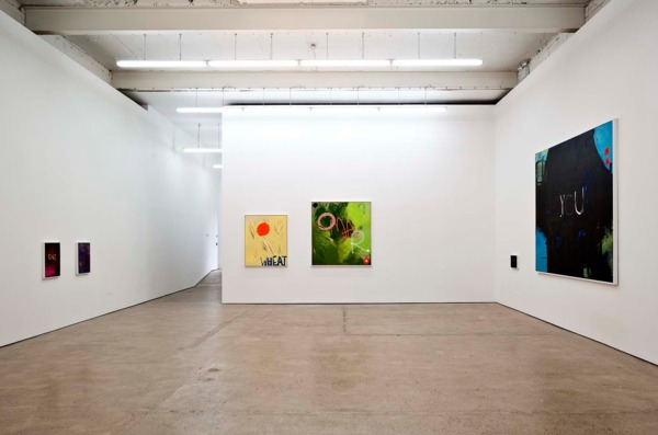 Installation view, 'Expressions', The Modern Institute, Aird's Lane, Glasgow, 2013