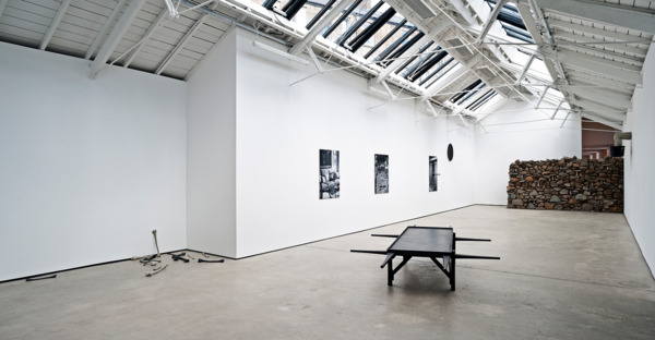 Installation view, 'Sawney Bean', The Modern Institute, Osborne Street, Glasgow, 2013