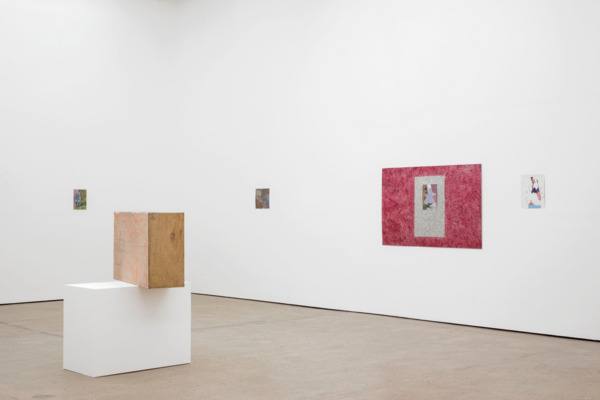 Installation view, 'the Other Shop', The Modern Institute, Aird's Lane, Glasgow, 2014
