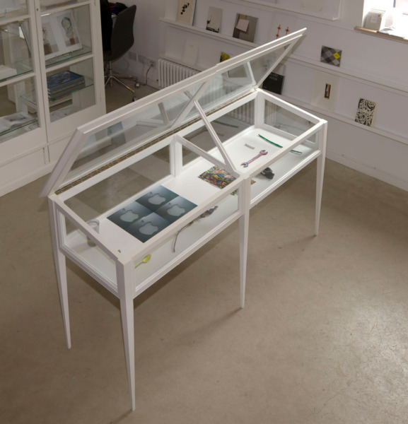 Installation view, 'A Piece Of Eight', The Modern Institute, Osborne Street, Glasgow, 2011
