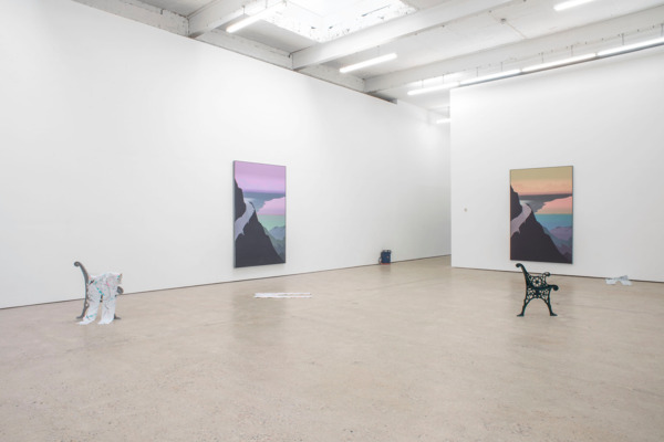 Installation view, 'Model T', The Modern Institute, Aird's Lane, Glasgow, 2015