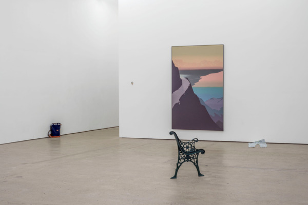 Installation view, 'Model T', The Modern Institute, Aird's Lane, Glasgow, 2015