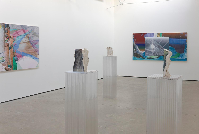 Installation view, The Modern Institute, Osborne Street, Glasgow, 2012