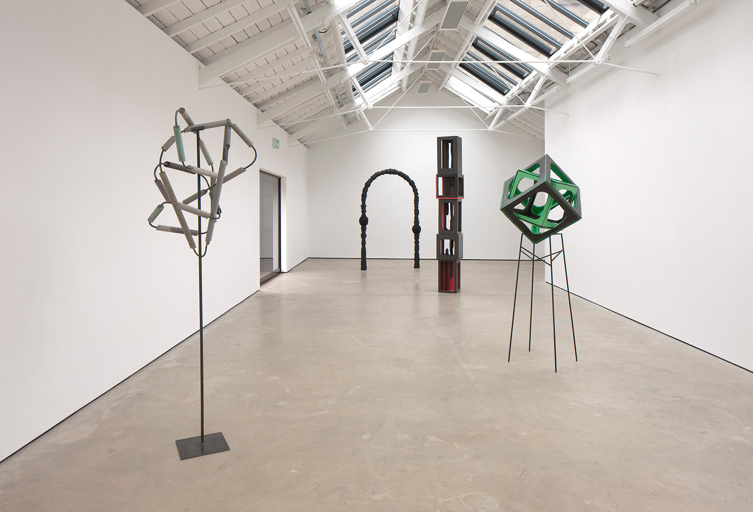 Installation view, The Modern Institute, Osborne Street, Glasgow, 2012