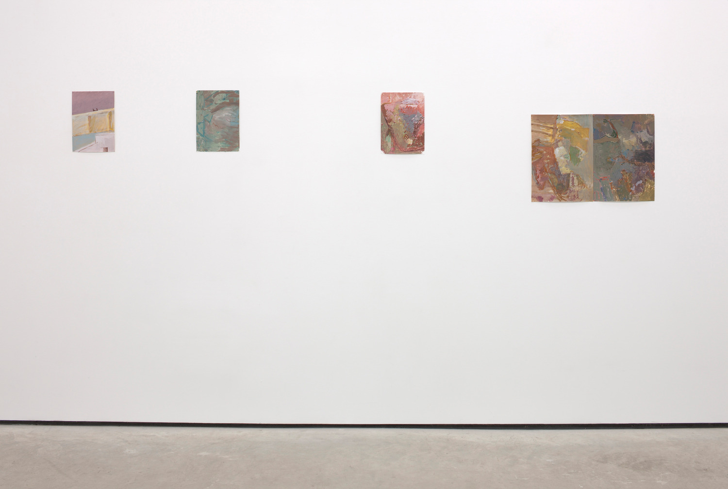 Installation view, 'Dellmess was Charged', The Modern Institute, Osborne Street, Glasgow, 2012