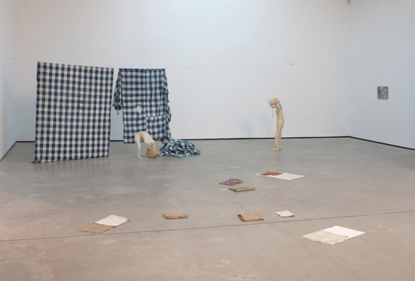 Cathy Wilkes, Untitled, 2012, Mixed media installation, Dimensions variable, Installation view, The Modern Institute, Osborne Street, Glasgow, 2012
