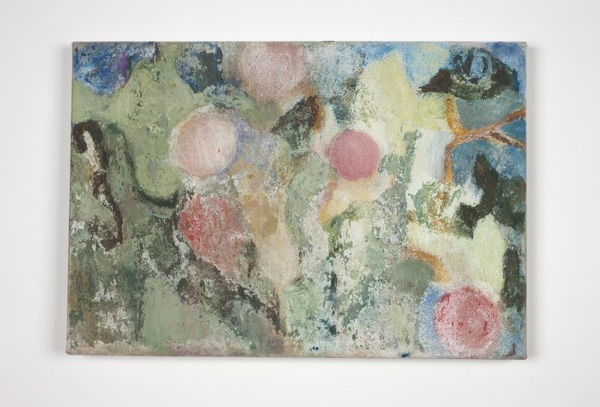 Cathy Wilkes, Untitled, 2012, Oil on canvas, 26 x 36 x 2 cm