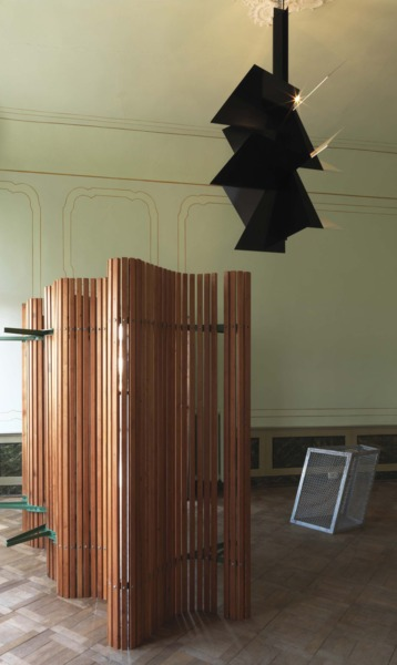 Installation view 'No Reflections: Scotland and Venice,' Venice Biennale, 2009