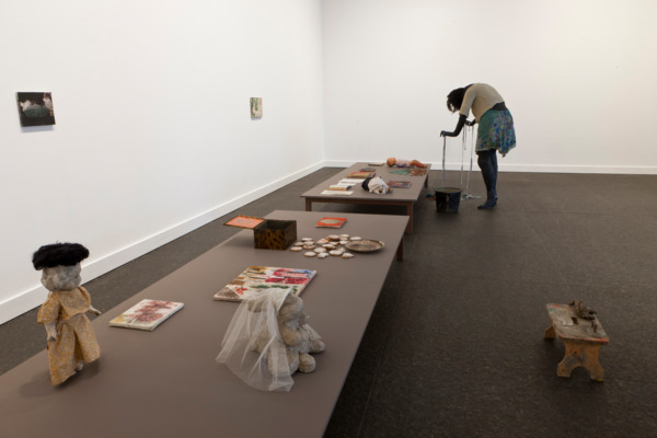 Installation view, Carnegie Museum of Art, Pittsburgh, 2011