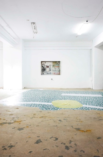 Installation view, ReMap4, Athens, 2013