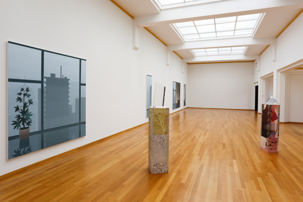 Installation view, 'Sleepwalker', Gemeentemuseum, Den Haag, 2014