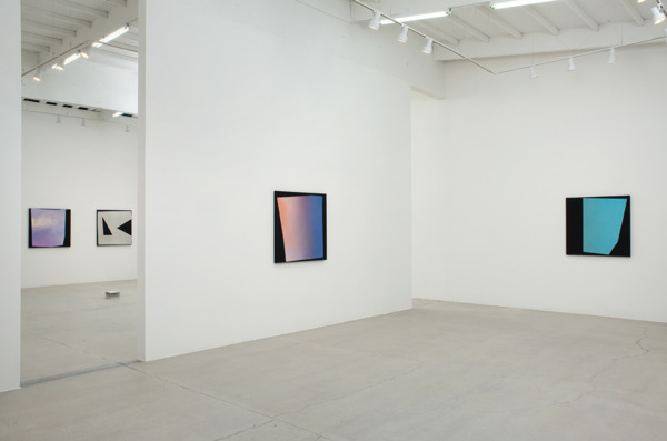 Installation view, 'Angus', International Art Objects, Los Angeles, 2013