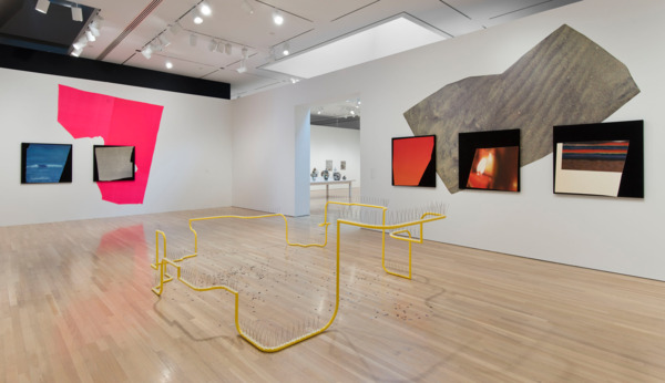 Installation view, 'Made In LA', Hammer Museum, Los Angeles, 2014