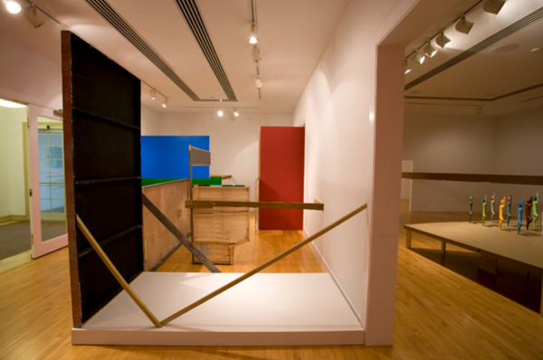 Installation view 'Continuality', Van Every/Smith Galleries, Davidson College, Davidson, NC, 2009