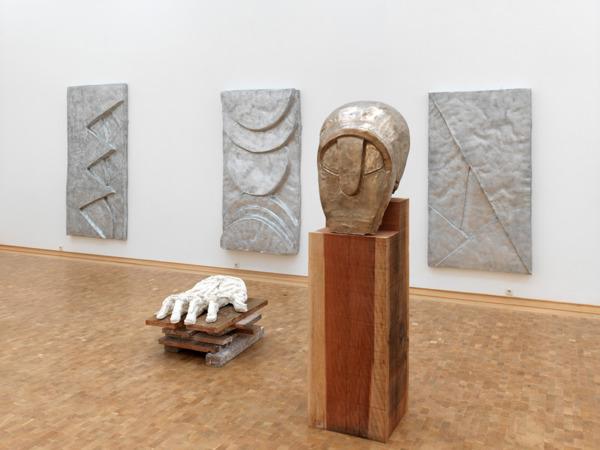 Installation view 'What Went Down', Museum Abteiberg, Moenchengladbach, 2011