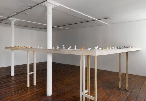 Installation view, Greengrassi, London, 2014