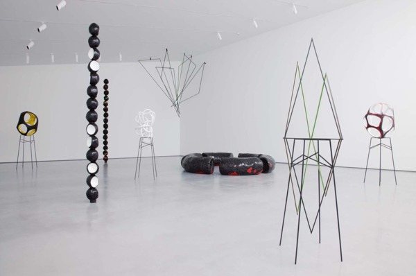 Installation view, 'Hot Touch', The Hepworth Wakefield, Wakefield, 2011