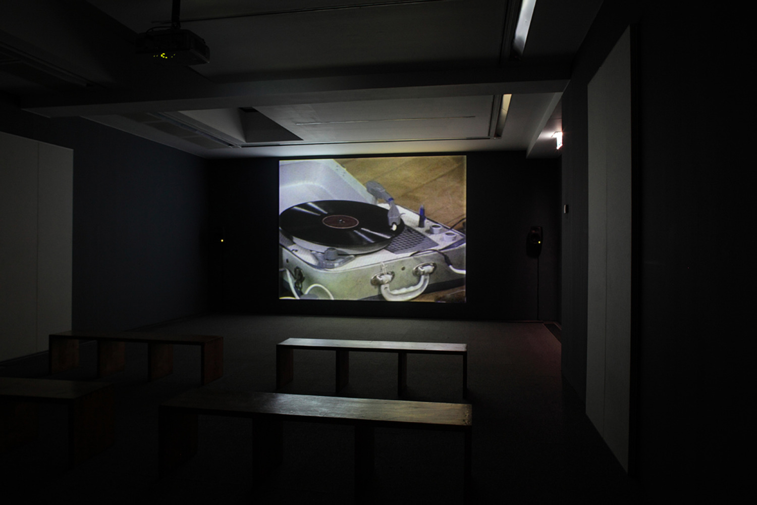 Pilgrimage From Scattered Points, 2006, DVD, colour and B/W, sound, 45 mins, Edition of 5 + 2 AP