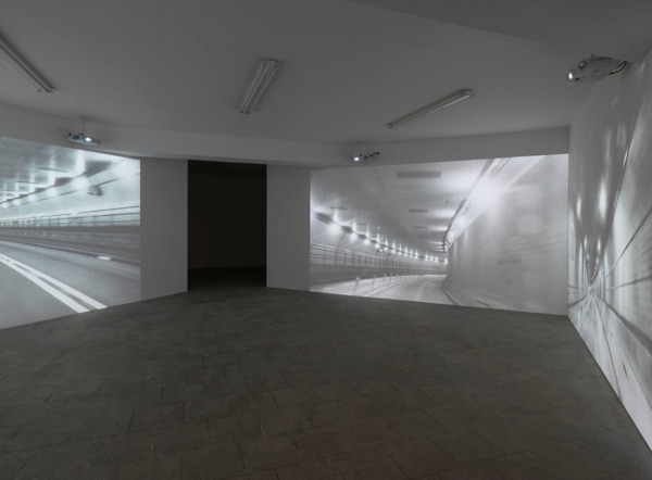Installation view, 'Factory Tint', Capitain Petzel, Berlin, 2014