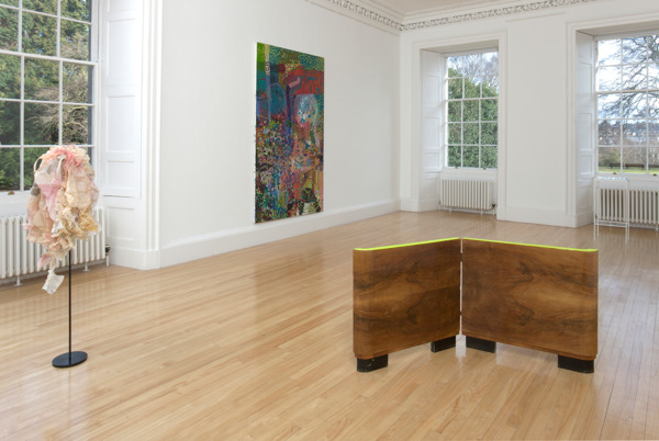 Installation view, Inverleith House, Edinburgh, 2010