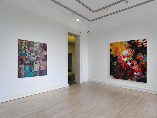 Installation view 'GENERATION: 25 Years of Contemporary Art in Scotland', Scottish National Gallery of Modern Art, Edinburgh, 2014