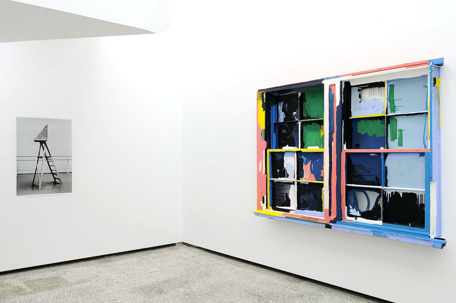 Installation view, 'ELBABLE', The Breeder, Athens, 2010