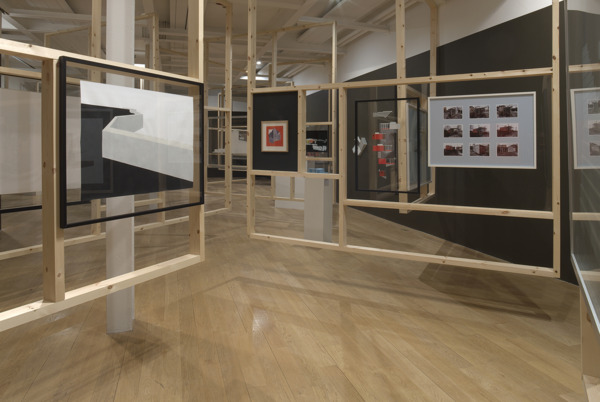 Installation view, 'Consensus and Collapse', Fruitmarket Gallery, Edinburgh, 2010