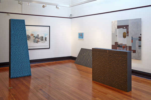 Installation view, Kirkcaldy Galleries, Kirkcaldy, 2014