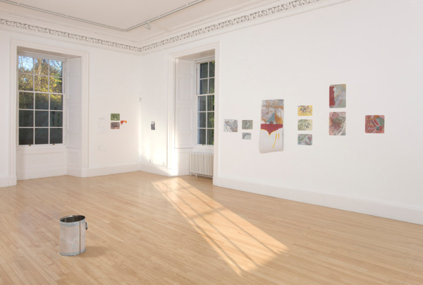 Installation view, 'So Ensconced', Inverleith House, Edinburgh, 2011