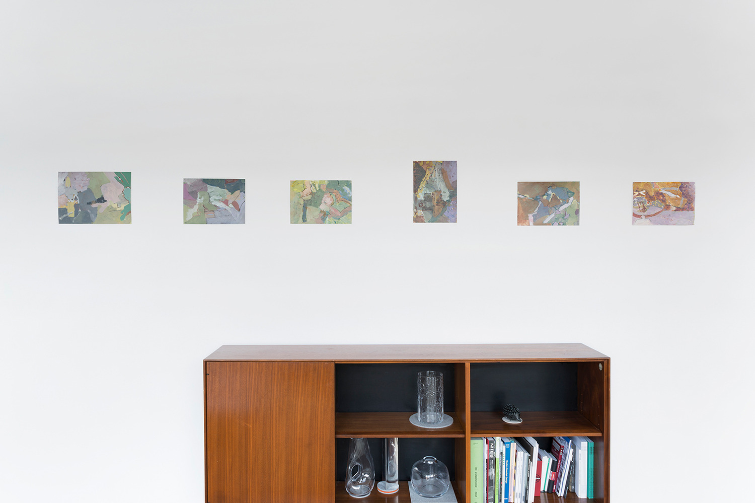 Installation view, Shane Campbell Gallery, Lincoln Park, Chicago, 2014
