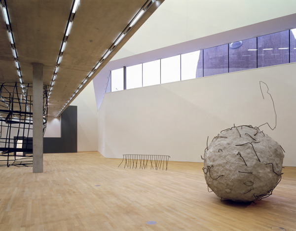 Installation view, '1:1', Schaulager Musuem (with Andrea Zittel), Basel, 2008