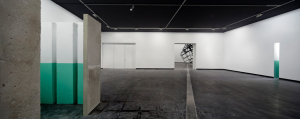 Installation view, 'Regional Modernities', ACCA, Melbourne, 2013