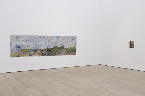 Installation view, 'Undetailed Progress', Baltic Centre for Contemporary Art, Gateshead, 2015