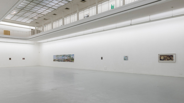 Installation view 'Other Planets are Available', Kunstverein Freiburg, 2015