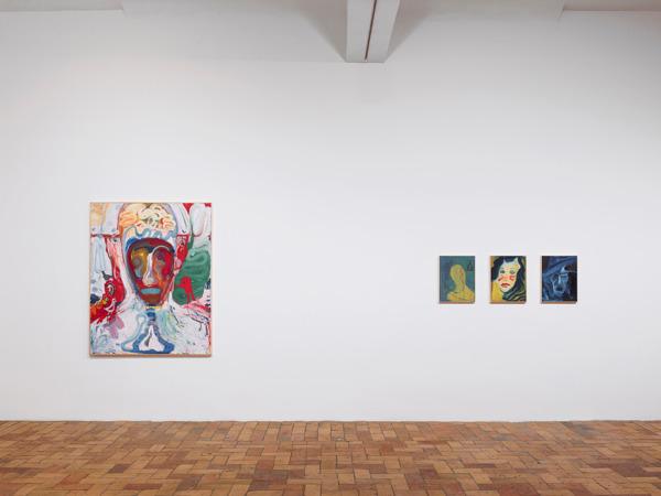 Berlin Paintings