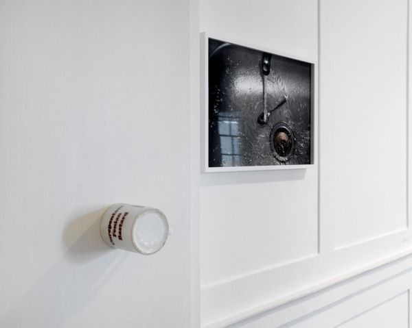 Installation view, 'Fontwell Helix Feely', Raven Row, London, 2013