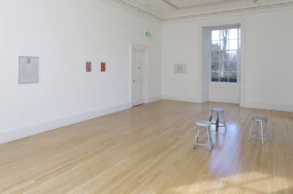Installation view, 'Autobuilding', Inverleith House, Royal Botanic Garden, Edinburgh, 2009