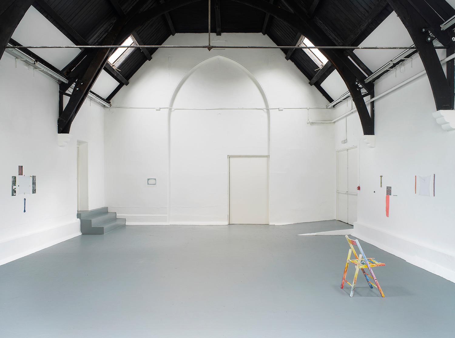 Installation view, 'Currents', Studio Voltaire, London, 2011