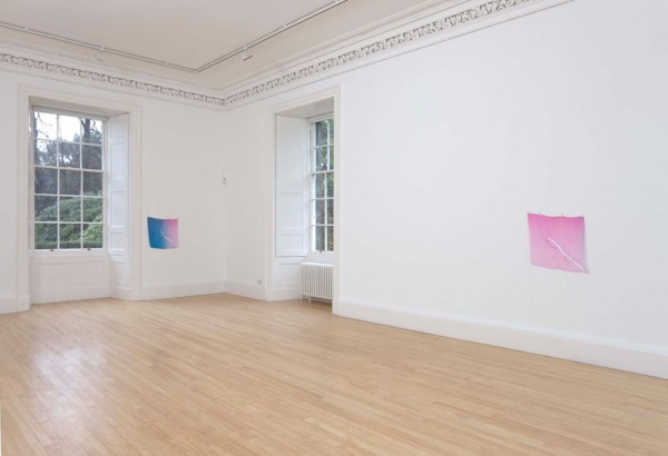 Installation view, Inverleith House, Edinburgh, 2011