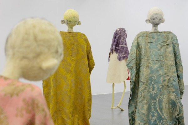 Cathy Wilkes, Untitled, 2014/2015, Mixed media, Dimensions variable, Installation view, Tate Liverpool, Liverpool, 2015