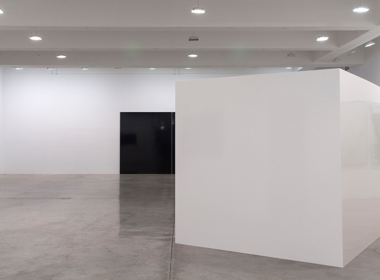Installation view, 'CITADEL: The fortress commanding a city, which it serves both to protect and to dominate', Tanya Bonakdar Gallery, New York, 2014