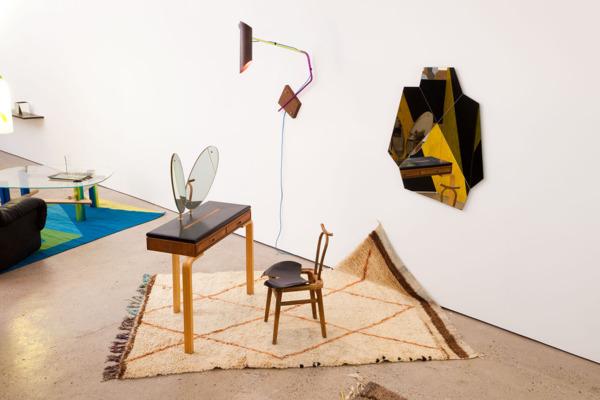 Installation view, 'Tu casa, mi casa', The Modern Institute, Aird's Lane, Glasgow, 2013