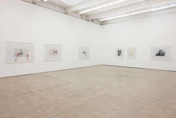 Installation view, The Modern Institute, Aird's Lane, Glasgow, 2014
