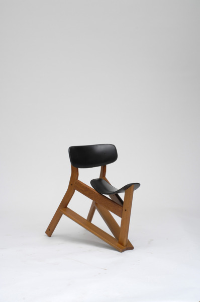 Martino Gamper, Backside, 03.09.2007, Mixed media, 65 x 44 x 75 cm