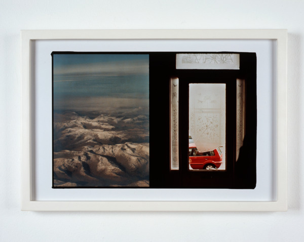 Luke Fowler, Cairngorms and Garrioch Rd, 2007, Giclee print, 32.6 x 47.7 x 3.2 cm, Edition of 3 + 1 AP