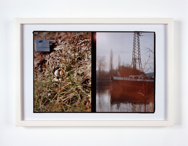Luke Fowler, Location recording, Bamberg, 2007, Giclee print, 32.6 x 47.7 x 3.2 cm, Edition of 3 + 1 AP