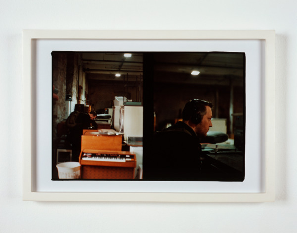 Luke Fowler, Lee, Dundee, 2007, Giclee print, 32.6 x 47.7 x 3.2 cm, Edition of 3 + 1 AP